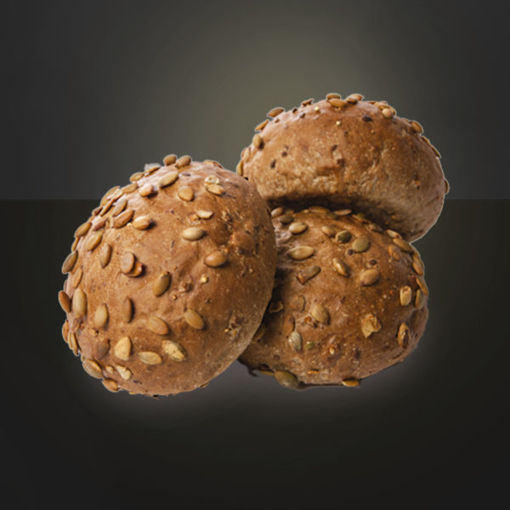 Afbeelding van Pompoenpitbroodjes