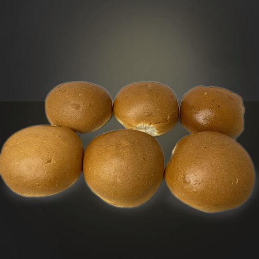 Afbeelding van Witte broodjes (6 st.)
